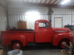 51 Ford f100 pick up for sale