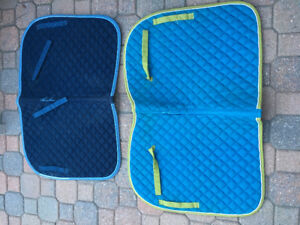 Assorted Saddle Pads