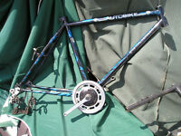 AutoBike FRAME - for your winter project