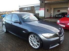 BMW 325 2.5 auto 2006MY i M Sport