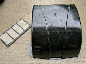 RV vent cover for camper trailer or motorhome