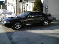 2003 Ford Mustang Coupé (2 portes)