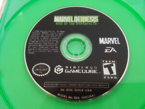 Marvel Nemesis: Rise of the Imperfects *pour Nintendo GameCube*