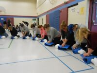 Free CPR Clinic 2018