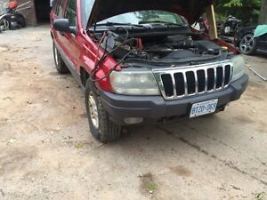 2003 jeep Cherokee PART OUT