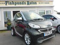 2014 Smart Fortwo 1.0 MHD Passion Cabriolet Softouch 2dr