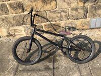 """WeThePeople Volta 20"""" BMX bike"""