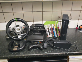 Xbox 360 gaming bundle