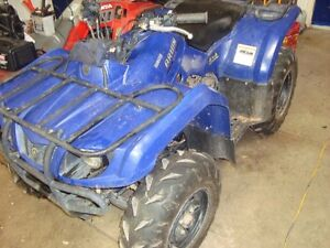 2004 YAMAHA BRUIN 350 4WD PARTING OUT NOT SELLING WHOLE