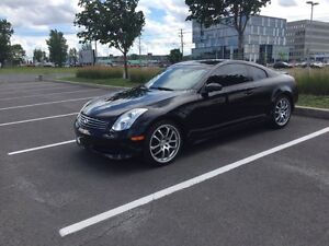 2006 INFINITI G35 6MT Great condition