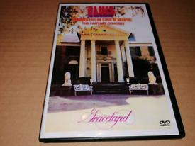 Elvis Graceland DVD. The Fantasy Concert.