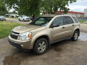 AWD 2005 Chevrolet Equinox with Command Start