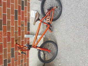 XMAS GIFT.  BMX - GT barely used - like new. Son wants 400