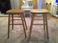 Pair stools