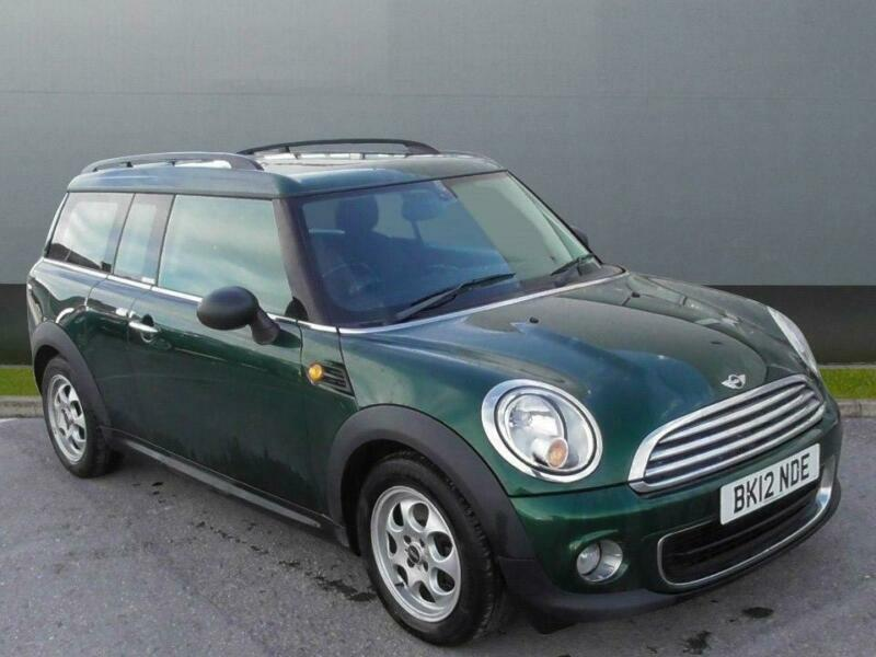 Mini Clubman 16 One 5dr Pepper Pack In Leckwith Cardiff Gumtree