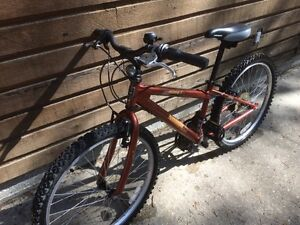 Kids all terrain bike