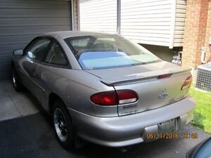 1997 Chevrolet Cavalier Coupe (2 door)FIRST$895.00 TAKES IT!!