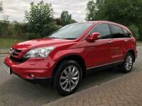 2012 Honda CR-V 2.2 i-DTEC ES-T 4X4 Red 5Dr SUV Diesel Manual