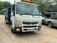 Used Mitsubishi Fuso Lorries and Trucks for Sale in London