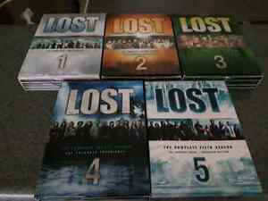 Lost Collector Series DVD'S!!! Kitchener / Waterloo Kitchener Area image 1