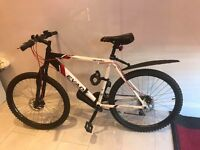 Apollo Evade Bike/Bicycle bought on 18 January 2017 for work purposes.