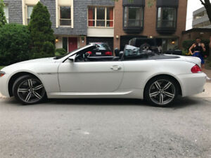 2007 BMW M6 Carbon Fiber PKG Convertible