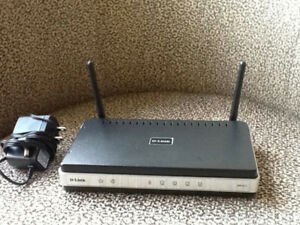 D-link DIR 615 Wireless N Router