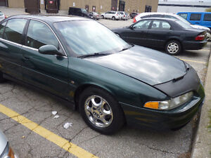 1999 Olds Intrigue 3.5 L with Sunroof Cambridge Kitchener Area image 10