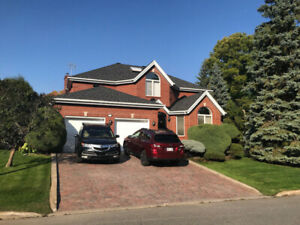 Beautiful house for rent in West-Island