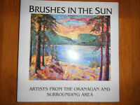 Brushes in the Sun Artists from the Okanagan & Surrounding Area
