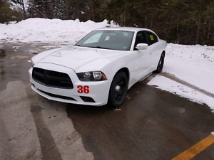 2013 Dodge Charger Police Pursuit