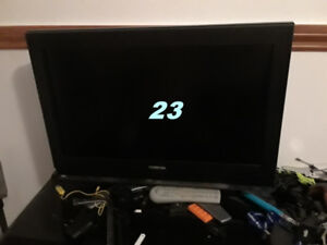 Toshiba TV change with battery car or truck