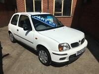 Nissan Micra 1.0 16v S Only 85K Ideal 1st Car Or Run Around Bargain Price
