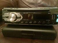 Pioneer DEH-1400UB Car Radio CD/USB/AUX/MP3