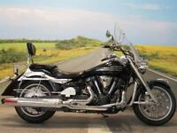 Yamaha XV1900 Midnight Star 2007 *Low miles, Panniers, Engine bars*