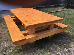 ***SALE*** Timber Mill Picnic Tables SAVE $200!!!