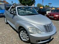 2007 Chrysler PT Cruiser 2.4 TOURING AUTO Convertible Petrol Automatic