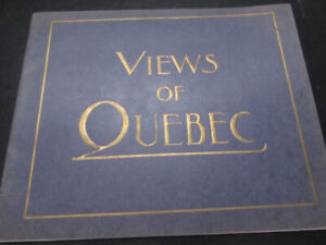 Views of Quebec   1910 L.H. Nelson Portland Maine USA