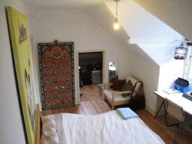 Beautiful large double room for rent in a 2 bedroom flatshare - Kentish Town