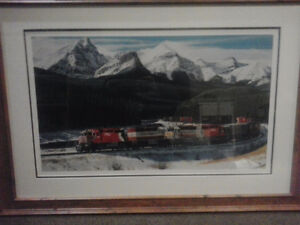 Mountains by rail...by Fisher