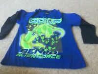 Various Boys Ben 10 Clothing - 7 items
