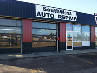 SOUTHWEST AUTO REPAIR & DETAILING LOWEST SHOP RATE IN MED. HAT