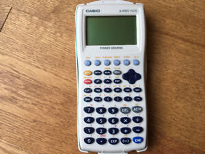 Casio Fx-9750G Plus Graphic Calculator