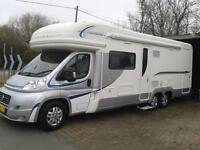 Auto Trail Frontier Chieftain, 2012, Sleeps 4, In Lovely Condition,