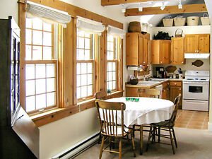 Quiet two bedroom carriage house