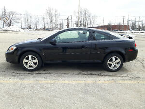 2009 Chevrolet Cobalt LT Coupe (2 door) LOW KMS. ONE OWNER !!