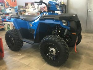 *5 YEAR WARRANTY* 2018 Polaris Sportsman 450 TRAILER PACKAGE