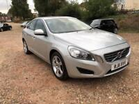 2011 Volvo S60 1.6 D DRIVe SE Lux 4dr (start/stop)