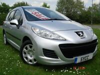 2010 Peugeot 207 1.6 HDi 92 S 5dr [AC] 5 door Estate