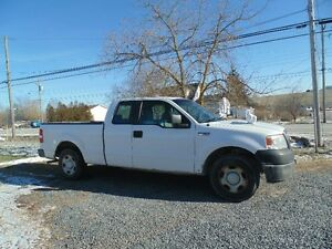 2007 Ford F-150 SuperCrew Pickup Truck 2 wheel drive